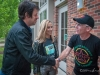 Denny meeting Sheryl Crow's manager